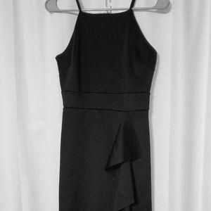 Black Formal Evening Gown Dress Prom Dance